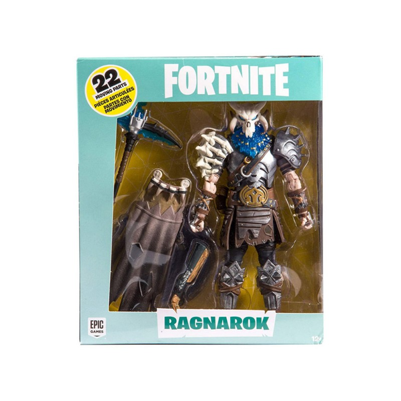 Statuetta Action Figure Ragnarok - Fortnite  - MazzeoGiocattoli.it