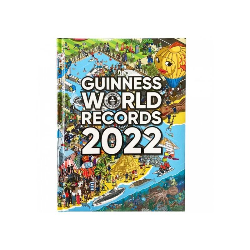 Superdiario Formato Standard Guinness World Record 2021/22  - MazzeoGiocattoli.it