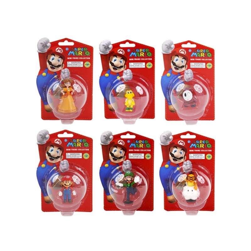 Supermario Serie 2 Koopa Troopa Mini Figure Collection - MazzeoGiocattoli.it