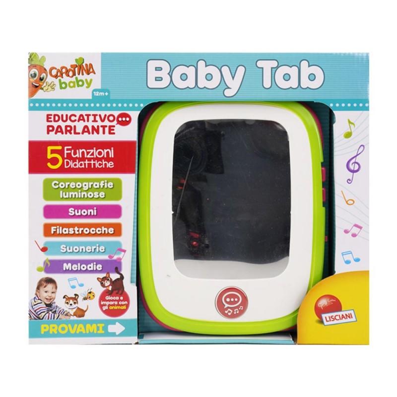 Carotina Baby Tab - Liasciani  - MazzeoGiocattoli.it