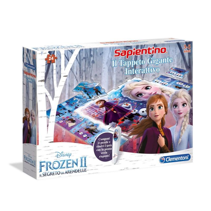 Tappeto Gigante Frozen 2 Sapientino - Clementoni  - MazzeoGiocattoli.it