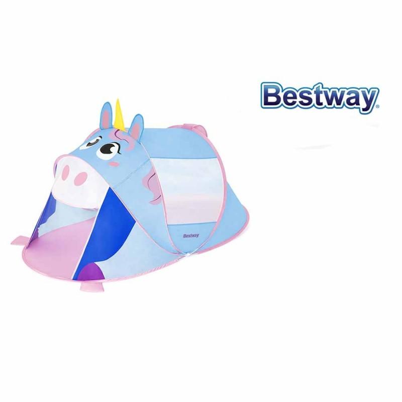 Tenda Gioco Bimbi Unicorno - Bestway  - MazzeoGiocattoli.it