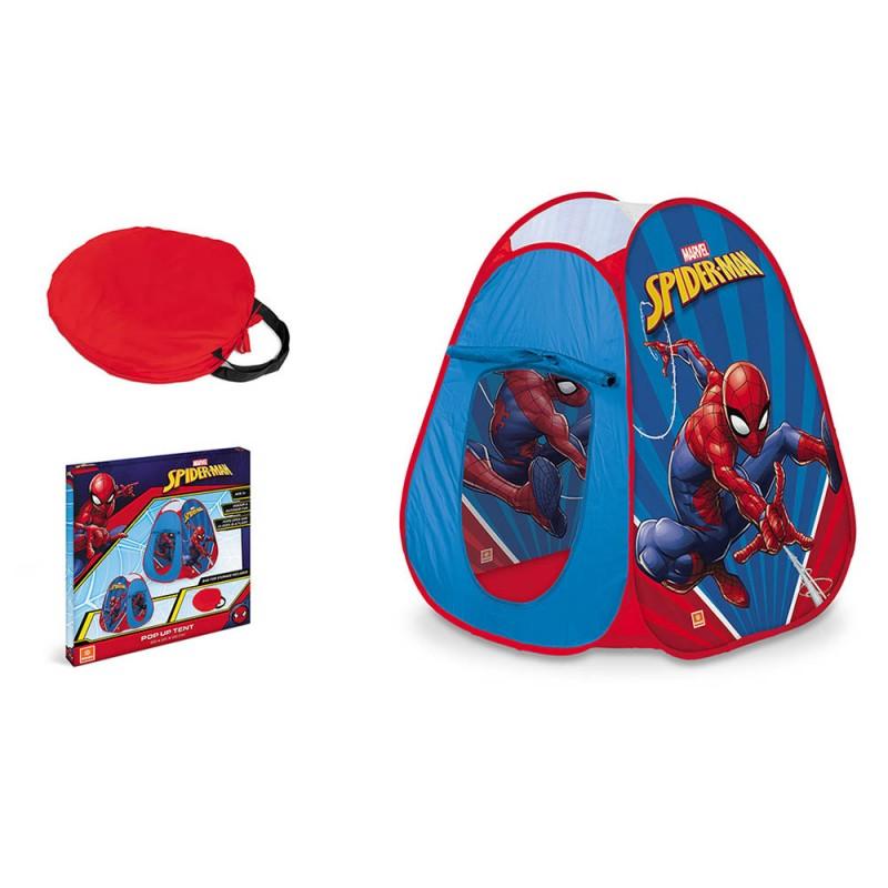 Tenda Gioco Per Bambini Spider-Man - Mondo  - MazzeoGiocattoli.it
