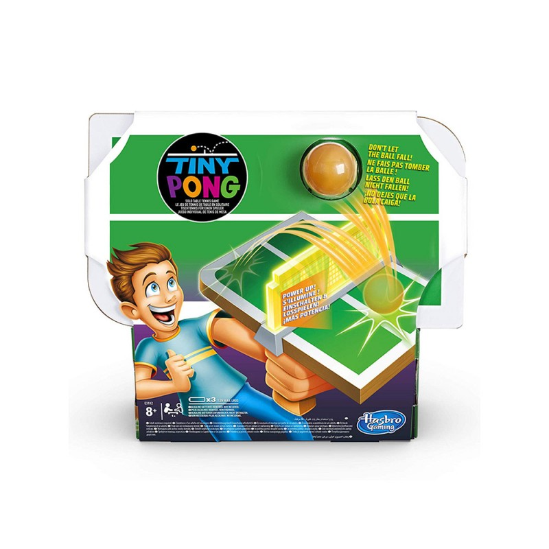 Tiny Pong - Hasbro Gaming  - MazzeoGiocattoli.it