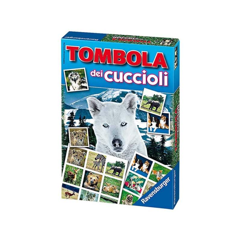 Tombola Dei Cuccioli - Ravensburger - MazzeoGiocattoli.it