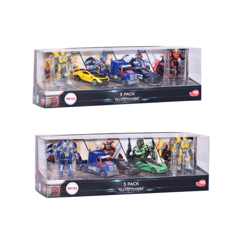 Transformers Set 5 Personaggi - Hasbro - MazzeoGiocattoli.it