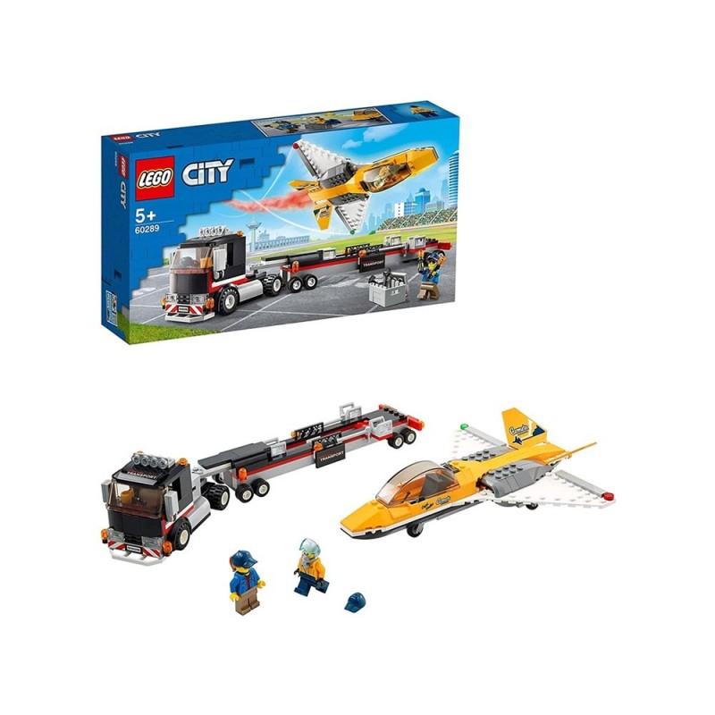 Trasportatore Di Jet Acrobatico - Lego City - MazzeoGiocattoli.it
