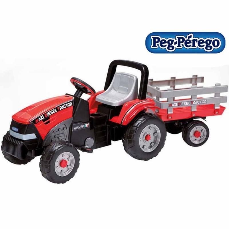 Trattore Cavalcabile Maxi Diesel - Peg Perego  - MazzeoGiocattoli.it