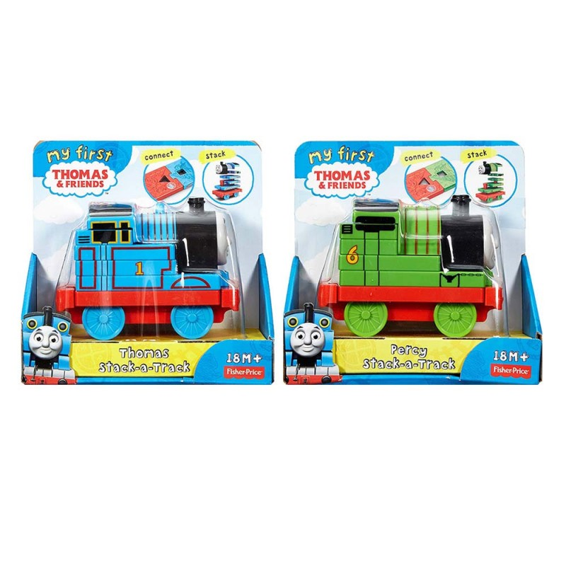 Treno Bimbo My First Thomas & Friends - Fisher Price - MazzeoGiocattoli.it