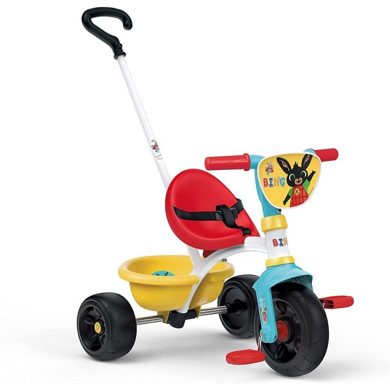Triciclo Be Move Personaggio Bing - Smoby  - MazzeoGiocattoli.it