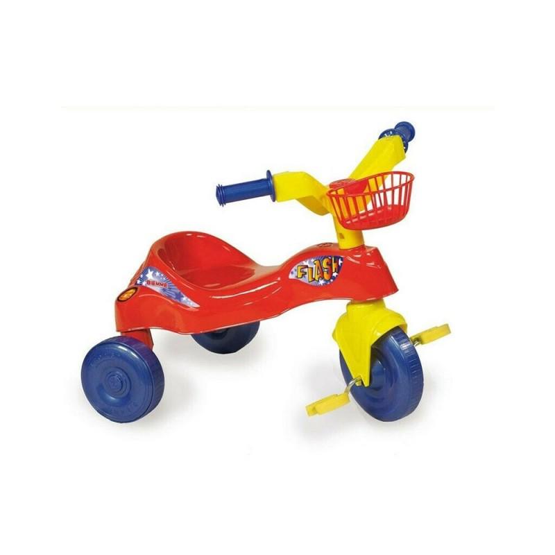 Triciclo Flash Rosso - Biemme  - MazzeoGiocattoli.it