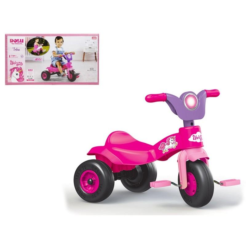 Triciclo Multicolore Con Unicorno - Mazzeo Giocattoli - MazzeoGiocattoli.it