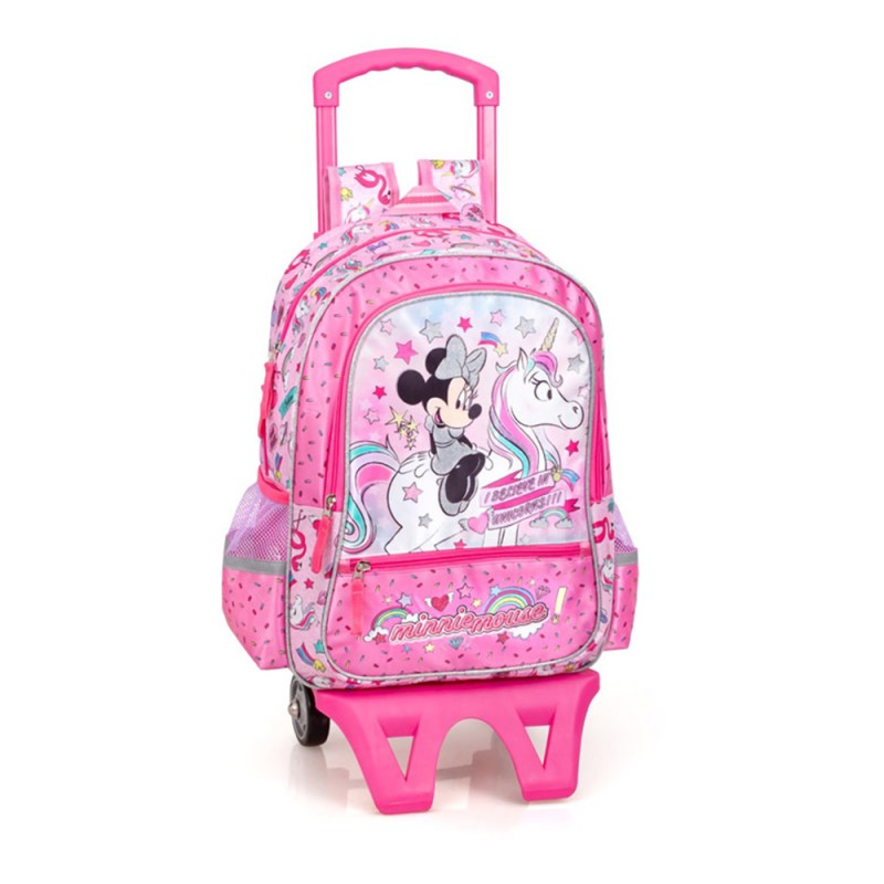 Trolley Scuola Disney Minnie  - MazzeoGiocattoli.it