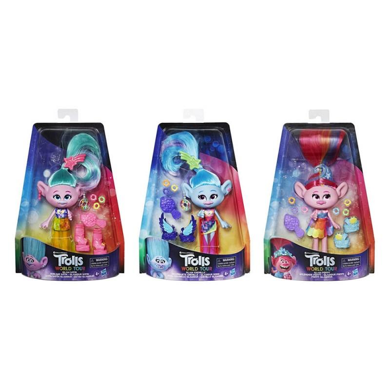Trolls Bambole Deluxe - Hasbro  - MazzeoGiocattoli.it