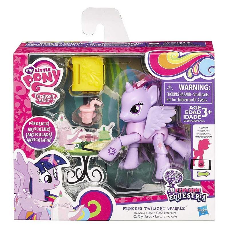 My Little Pony Pony Articolati - Twilight Sparkle - Hasbro - MazzeoGiocattoli.it