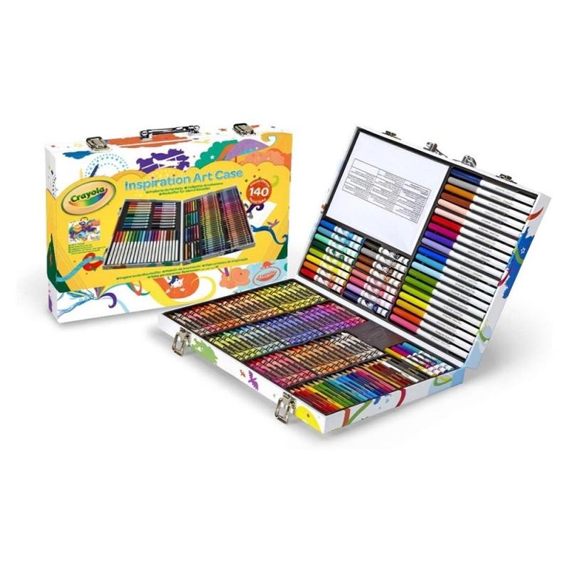 Valigetta Per Colorare E Disegnare - Crayola  - MazzeoGiocattoli.it
