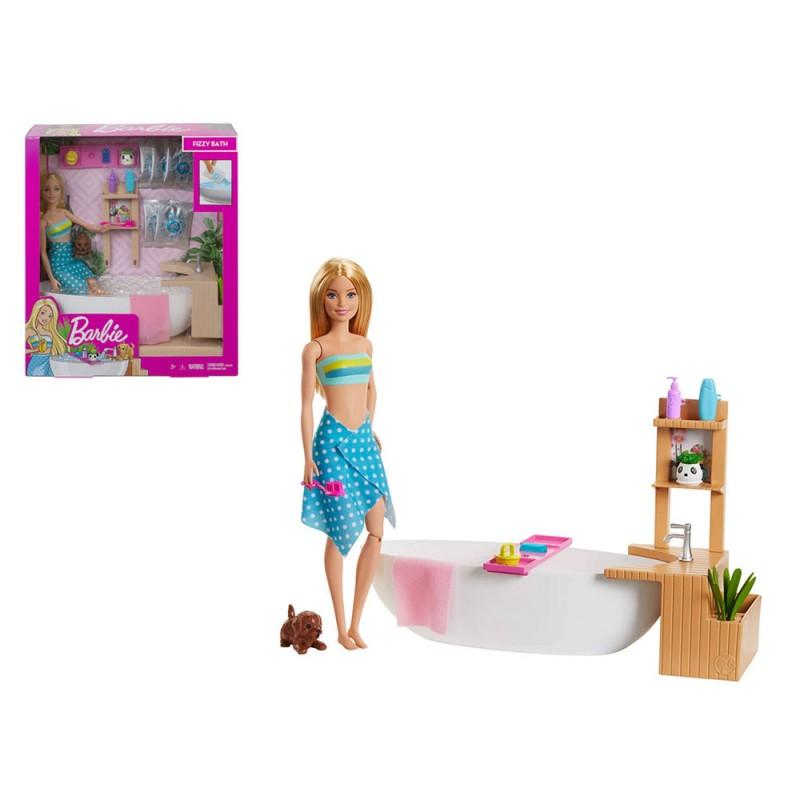Vasca Da Bagno Barbie - Mattel - MazzeoGiocattoli.it