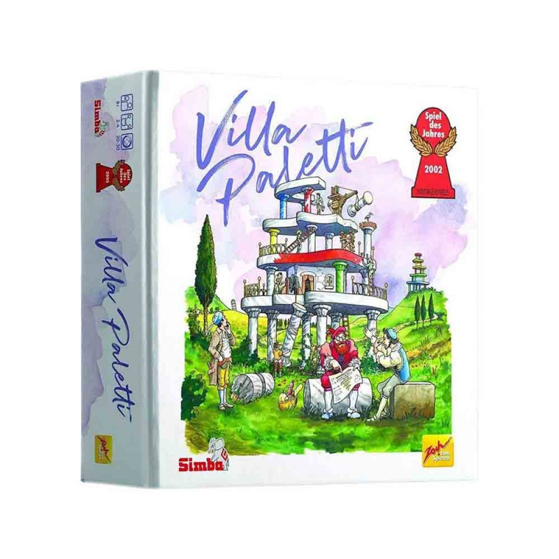 Gioco Villa Paletti - Smoby  - MazzeoGiocattoli.it