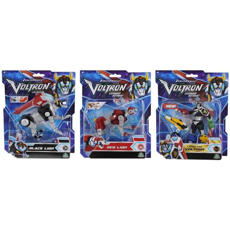 Voltron Personaggio Base - Giochi Preziosi  - MazzeoGiocattoli.it