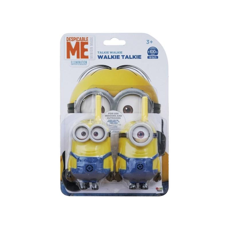 Walkie Talkie Minions - Imc Toys  - MazzeoGiocattoli.it