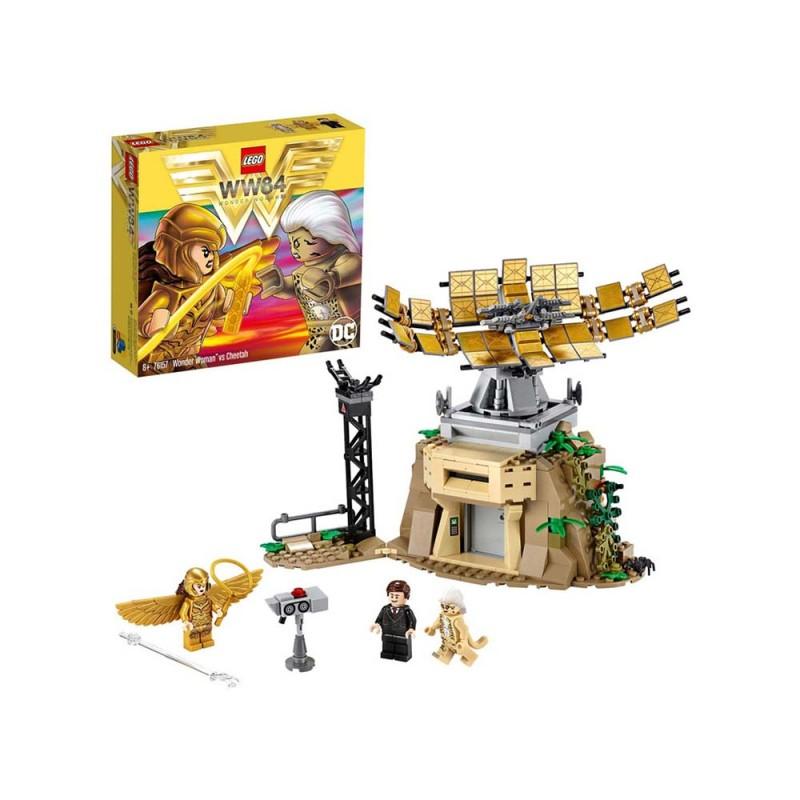 Wonder Woman Vs Cheetah - Lego  - MazzeoGiocattoli.it