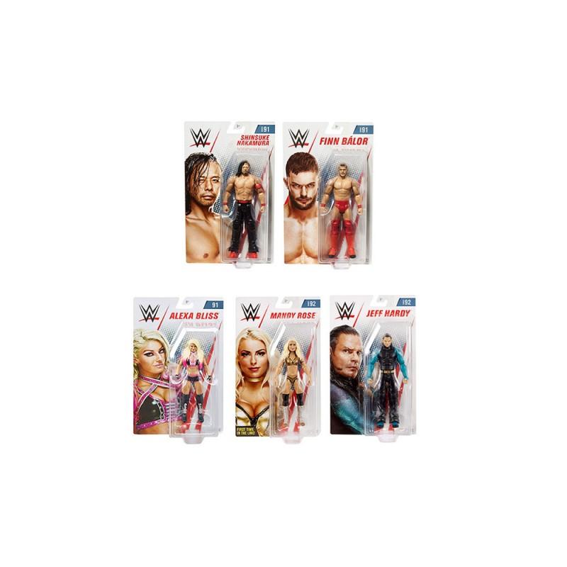 WWE - Personaggio Articolato 15 Cm - Mattel  - MazzeoGiocattoli.it