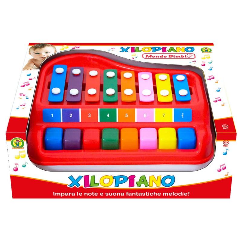 Xilofono Per Bambini- MAZZEO GIOCATTOLI  - MazzeoGiocattoli.it