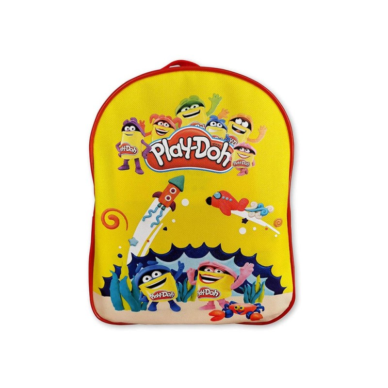 Play Doh Zainetto Con Vasetti E Accessori - Hasbro  - MazzeoGiocattoli.it