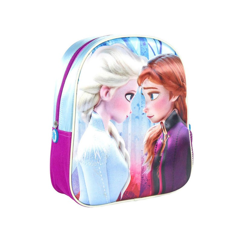 Zainetto Asilo 3d Frozen 2  - MazzeoGiocattoli.it