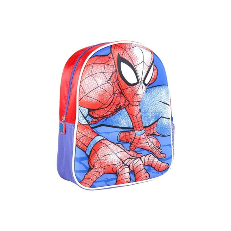 Zainetto Asilo 3d Spider Man - MazzeoGiocattoli.it