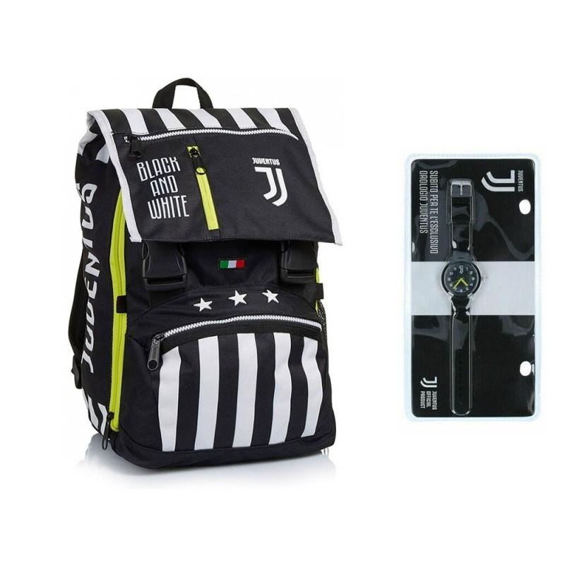 Zaino Estensibile Big Juventus - Seven  - MazzeoGiocattoli.it