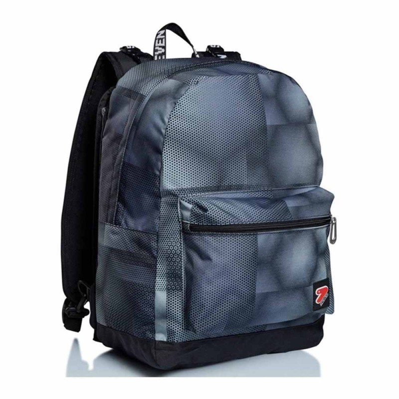 Zaino Reversibile Backpack Cyberspace - Seven - MazzeoGiocattoli.it