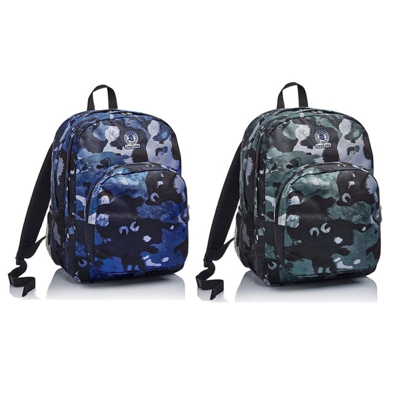 Zaino Strong Camo - Invicta - MazzeoGiocattoli.it
