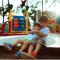 L'importanza per i bambini di giocare all' aperto
