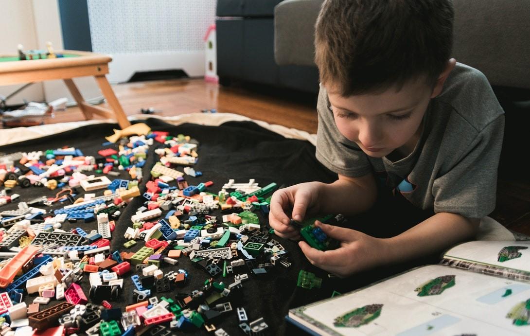 Lego da costruire: perché fanno bene ai bambini