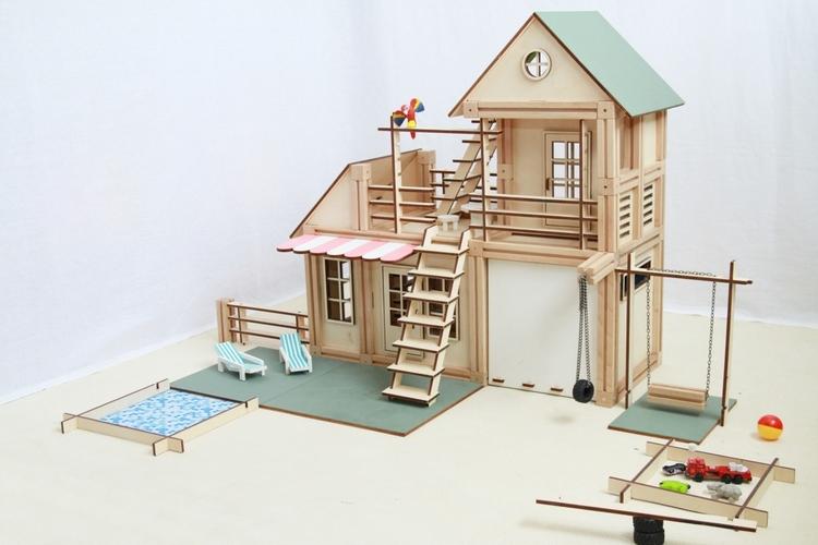 costruire giocattoli in casa